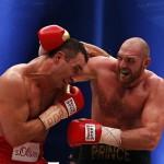 Между Кличко и Фьюри подписан официальный контракт на бой-реванш