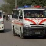 Теракт в Пакистане террорист-смертник на мотоцикле врезался в здание