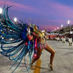 Бразильский карнавал отменяют из-за кризиса