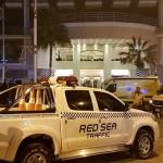 В Хургаде террористы совершили нападение на отель, есть пострадавшие