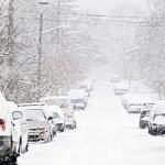 Ночью в Полтавской, Сумской и Черниговской областей синоптики прогнозируют сильные снегопады