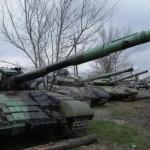 По Луганском зафиксировано большое количество танков – ОБСЕ