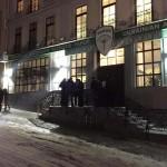 Сотрудники «Альфа» блокируют киевский офис «Укропа»