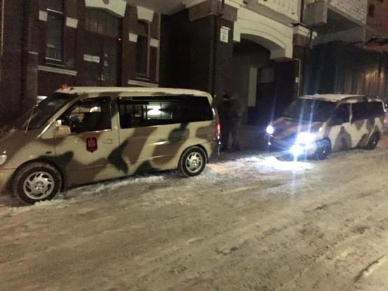 Сотрудники «Альфа» блокируют киевский офис «Укропа»3