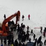В Москве экскаваторами разгоняли акцию протеста