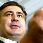 Конфликт между Саакашвили и представителем СБУ