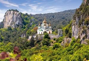 Отдых в горах Крыма2