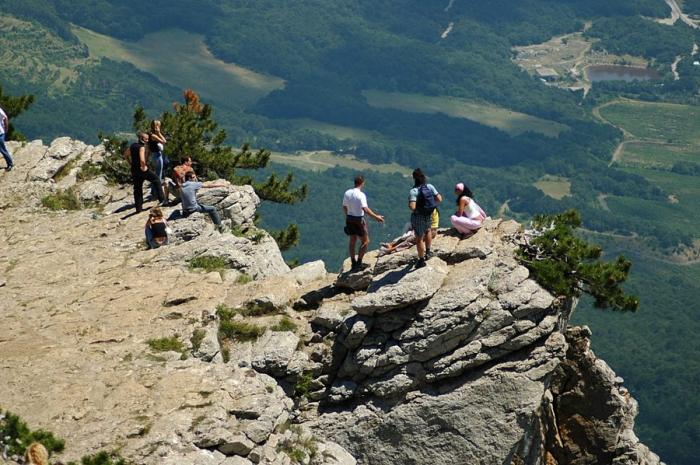 Отдых в горах Крыма3