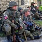 Разведка боевики «ДНР» случайно убили шестерых российских военных