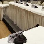 Сирийская оппозиция остановила переговоры в Женеве
