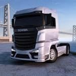 Умные грузовики Scania при поддержке Ericsson