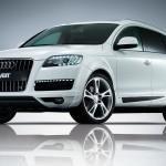 Audi Q7 прекрасно справилась с краш-тестом