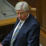Вопрос отставки Шокина будет рассмотрен 29 марта