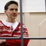В течении нескольких недель украинская летчица вернется на родину