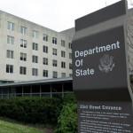 Заявление государственного департамента США в сторону России