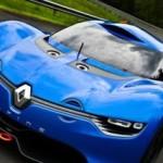 Концепт нового спорткара Renault будет продемонстрирован в Париже
