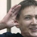 Министерство иностранных дел украинская летчица Савченко возможно вернется на родину до лета