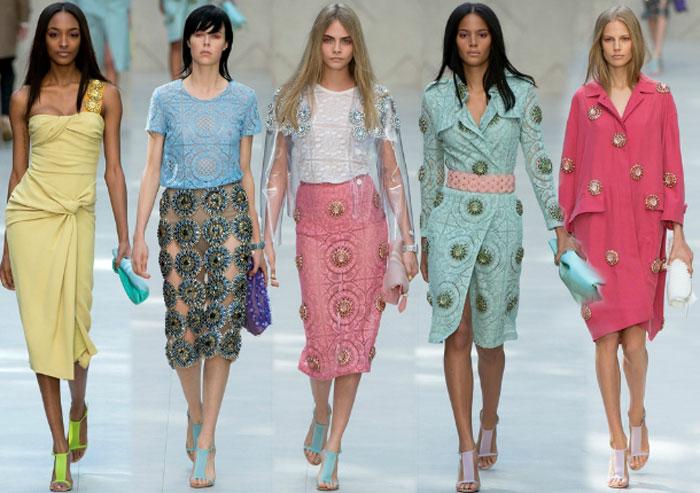 Модная одежда сезона весна-лето 20163