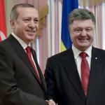Официальный визит Порошенко в Турцию