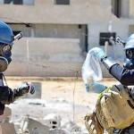 Полторы тысячи граждан Сирии стали жертвами химического оружия