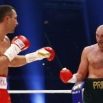 Появилась информация о проведении реванша Кличко – Фьюри