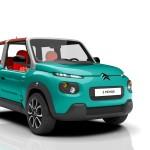 Превращение электрического автомобиля  Citroen в модный проект