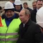Президенту РФ необходим ответственный человек в строительстве трассы Керчь-Симферополь