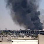 Серия взрывов в Ливии