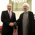 Сообщение президента Ирана по поводу сотрудничества с Россией