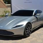 Сходство машины Бонда и серийного Aston Martin DB11