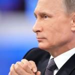 Владимир Путин желает сотрудничать в космосе с США