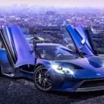 Заказ нового суперкара Ford GT