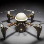 За студентами Китая будет идти слежка при помощи дронов