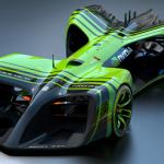 Компьютеры для беспилотных гонок Roborace