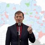 Лидер «Радикальной партии» призывает к бунту