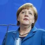 Меркель поделилась мнением по поводу отставки Яценюка
