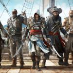 Создание Assassin's Creed 4 будет происходить в Москве