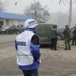 Наблюдателей ОБСЕ обстреляли поблизости Авдеевки