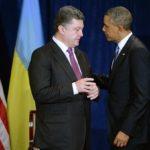 В США подтверждают встречу Порошенко и Обамы