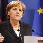Меркель анонсировала проведение конференции в Киеве с участием Германии