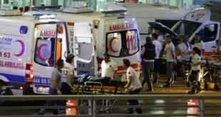 Один из террористов-подрывников в Стамбуле оказался уроженцем Чечни