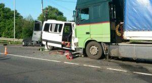 Появились подробности аварии с участием украинцев в России