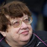 Улице в Луцке дали имя Валерии Новодворской, российской оппозиционерки