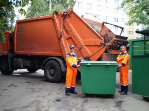 Утилизация и вывоз отходов в Киеве и области