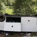 В Норвегии произошло ДТП с участием автобуса с украинцами