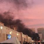 В результате взрыва в Медине у мечети Пророка погибло четыре человека