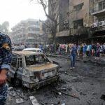 Количество погибших в результате взрывов в Багдаде достигло 250 человек