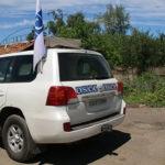 ОБСЕ фиксирует на Донбассе увеличение числа случаев нарушения режима тишины