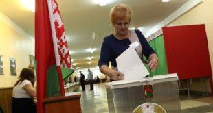 В Беларуси проводятся парламентские выборы