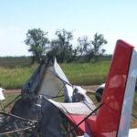 На авиашоу в Германии произошло столкновение двух легкомоторных самолетов